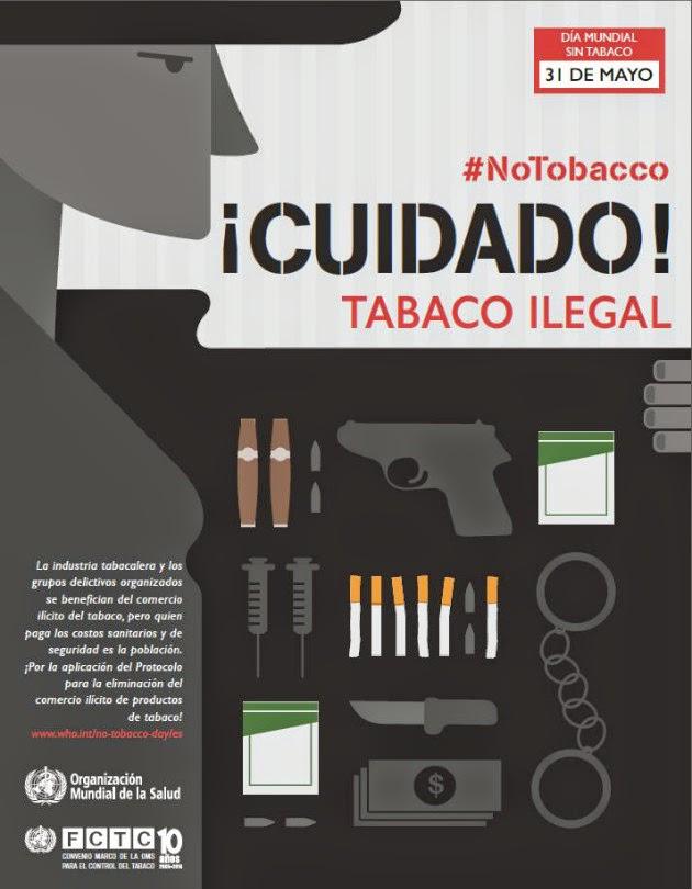 El comercio ilegal supone miles de millones de pérdidas para las arcas de los Estados que los podrían dirigir a campañas de prevención contra el tabaquismo