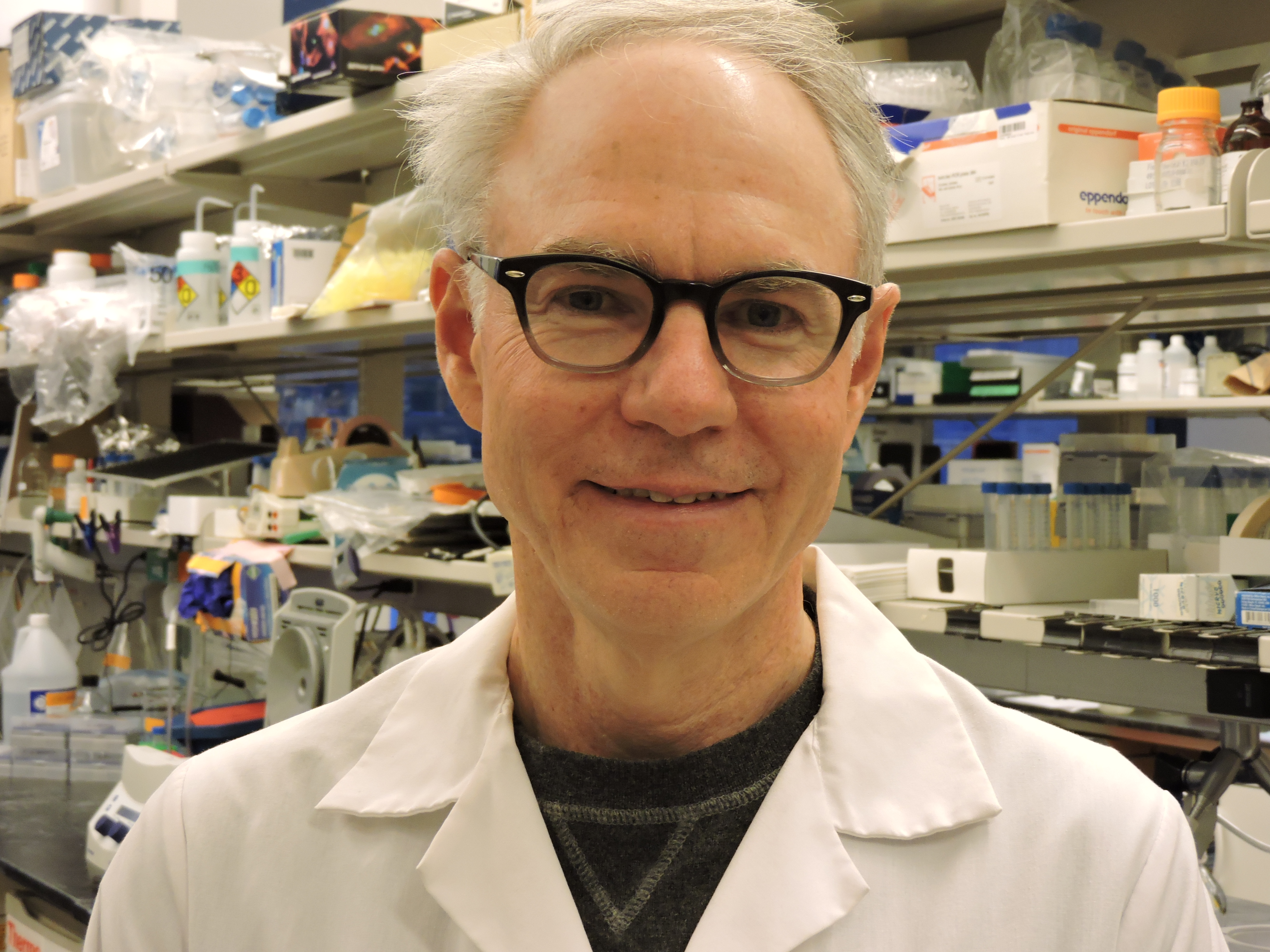 Sawyers, director del Programa Oncología Humana y Patogénesis del Memorial Sloan Kettering Cancer Center de Nueva York (EE.UU)